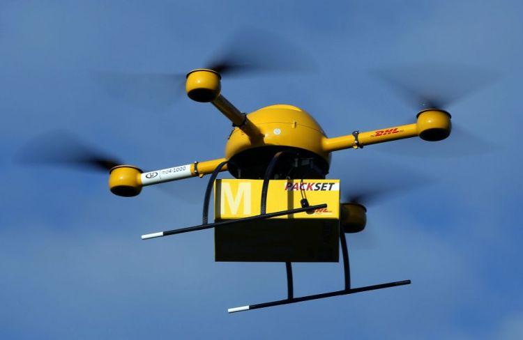 Gebruiken drones straks deze nieuwe GPS-technologie om nog veiliger van A naar B te vliegen?