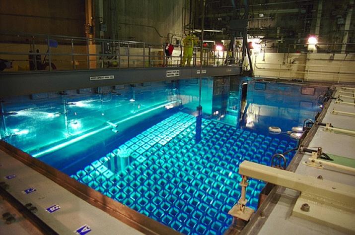 zwembad-straling