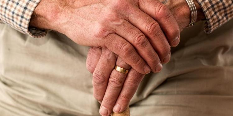 oude handen