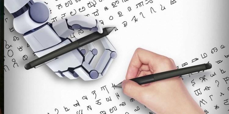 robot-handschrift