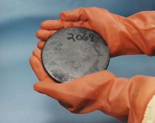 Verrijkt uranium.