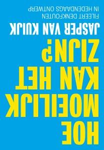 Verder lezen? Het boek van Van Kuijk is te bestellen op Bol.com.