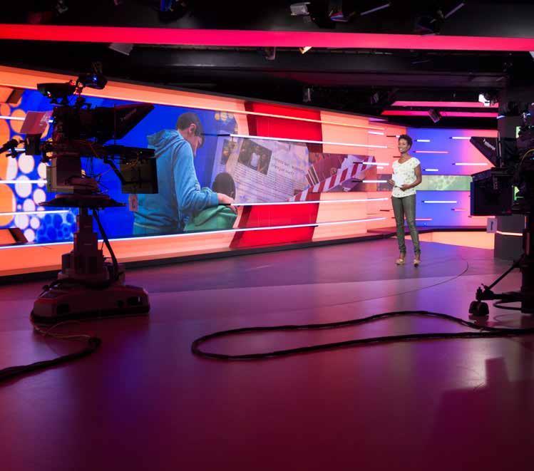 Het NOS-journaal: één van de 837 op primetime uitgezonden televisieprogramma's die Daalmans bestudeerde. Afbeelding: via Wikimedia Commons.