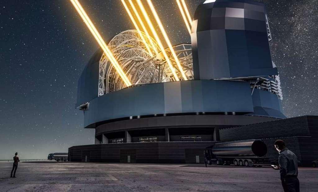 ESO's Extremely Large Telescope gaat het onvoorstelbare ontdekken