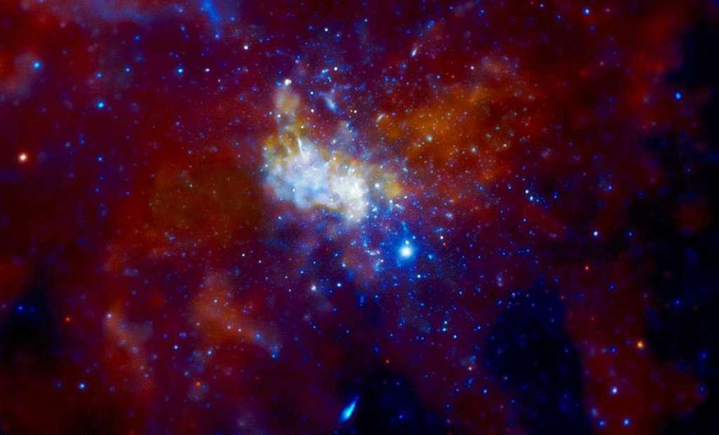 Nieuwe aanwijzing dat in onze Melkweg een middelgroot zwart gat huist