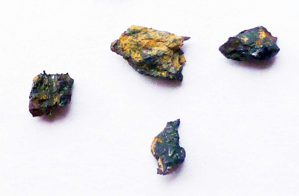 In deze in Egypte ontdekte steen zitten mogelijk elementen die ouder zijn dan ons zonnestelsel