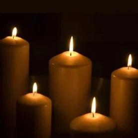 candles, rituals