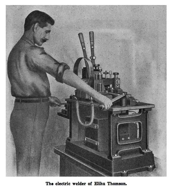 Electric Welder Image