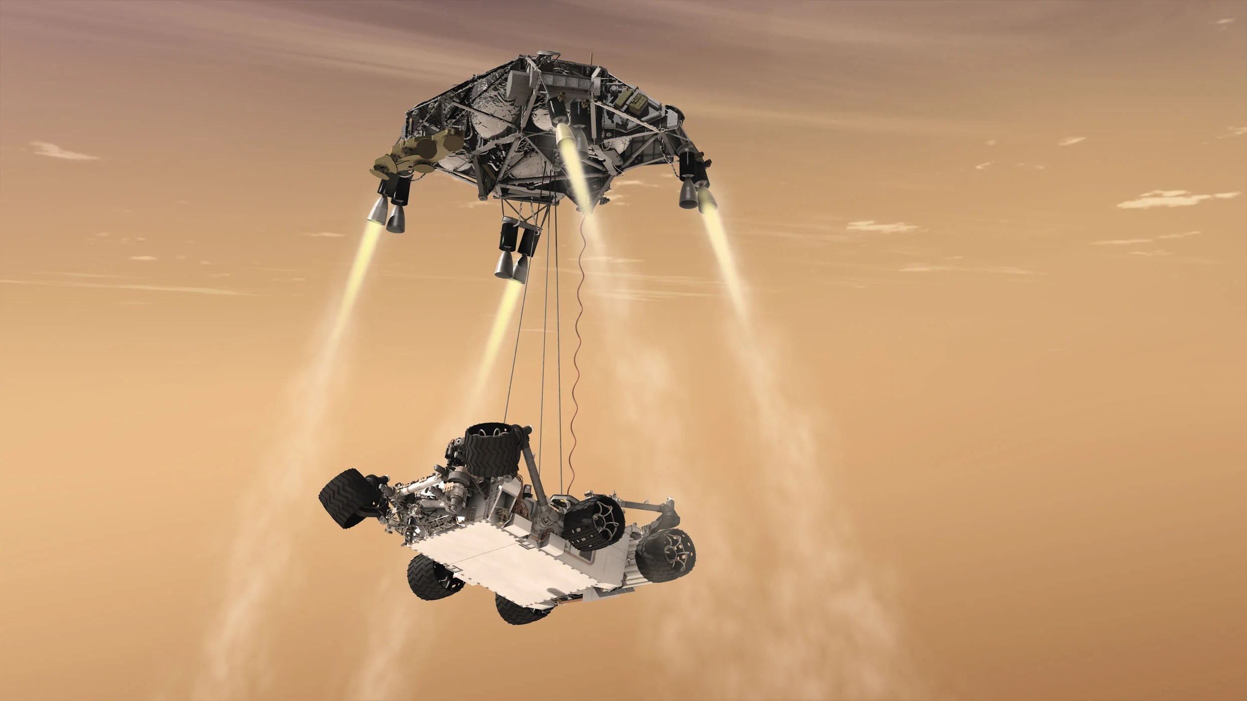 NASA s Mars 2020 Rover Stepping Stone to What Scientific American