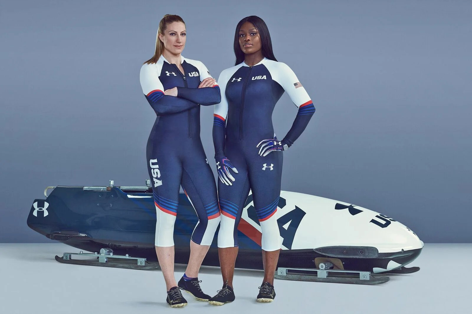 Olympic Clothing Designers Try To Beat The Cold With
