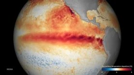 illustration of El Nino