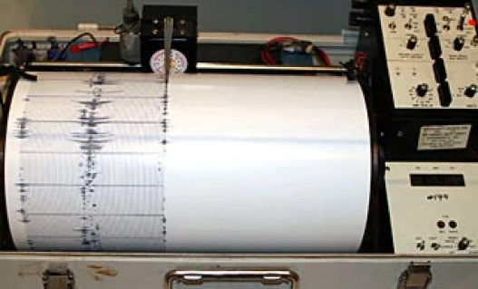 Image result for richter scale\