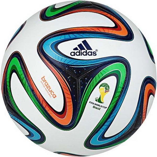 Il Beazuca, pallone ufficiale di Brasile 2014, è un concentrato di tecnologia: lo strato più esterno è in Nylon impregnato di poliuretano, la camera d'aria è di gomma butilica e in mezzo c'è uno strato di 1mm di spessore di schiuma poliuretanica, studiata appositamente per mantenere la perfetta sfericità del pallone... anche dopo il gol di Sneijder contro il Messico!
