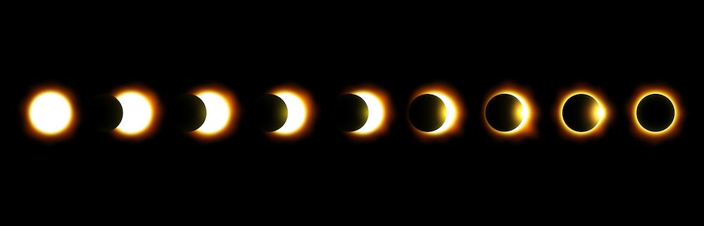 L'eclissi di Sole 21 Agosto 2017 DA CASA!