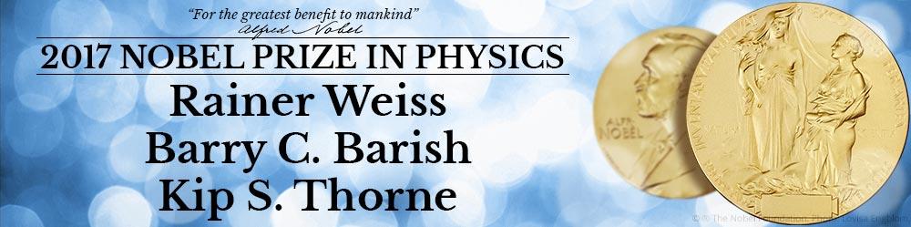 Il Nobel per la fisica agli scopritori delle onde gravitazionali