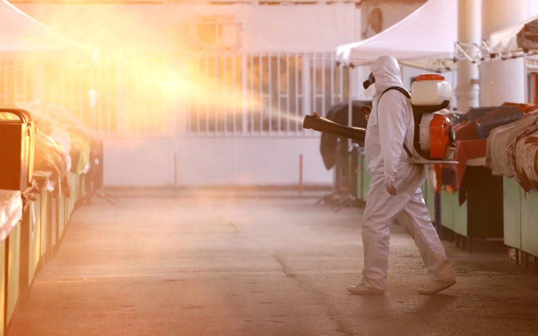 Disinfettare con una bomba nucleare