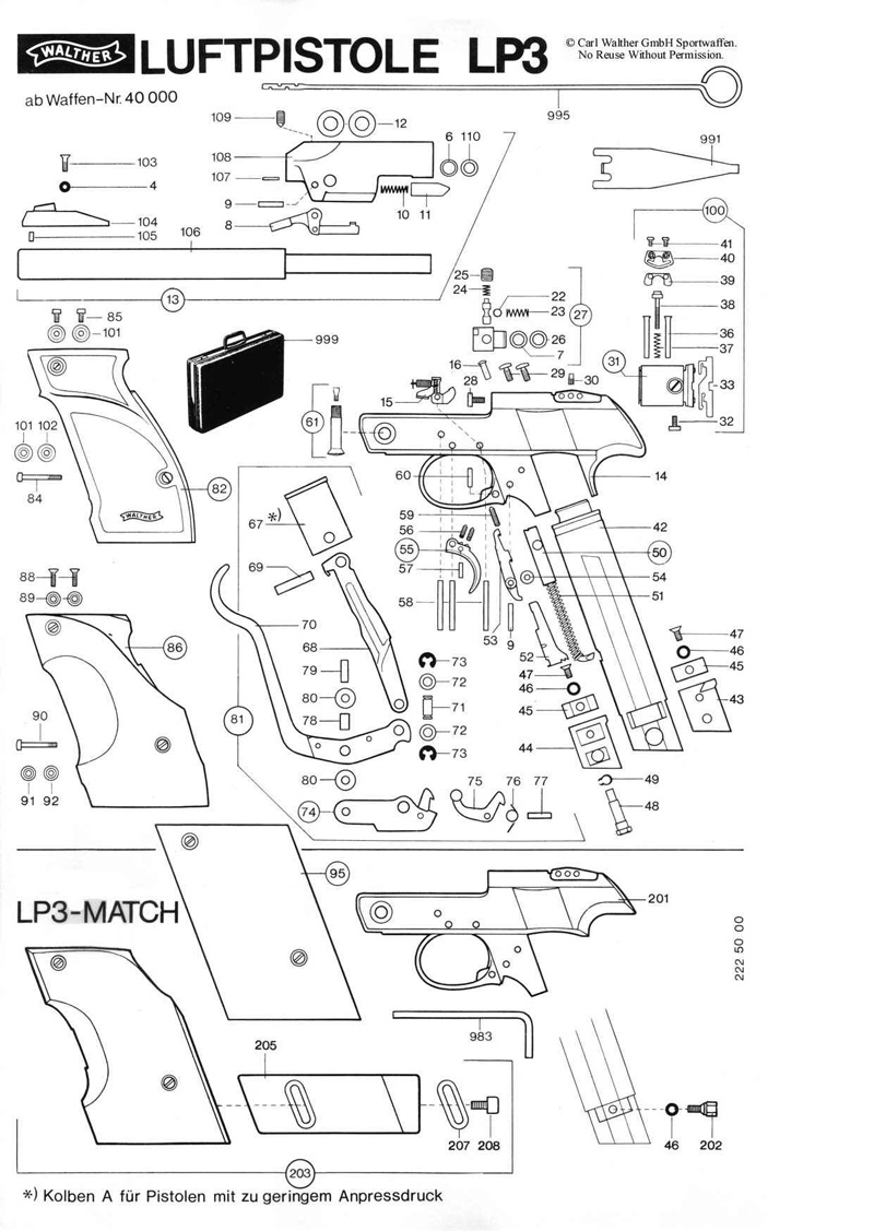 Walther Pk380 Parts Diagram 106kenmo Lpde