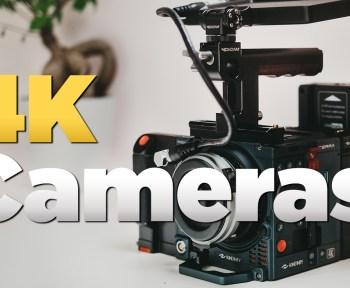 ultra high definition video camera, 4k cameras