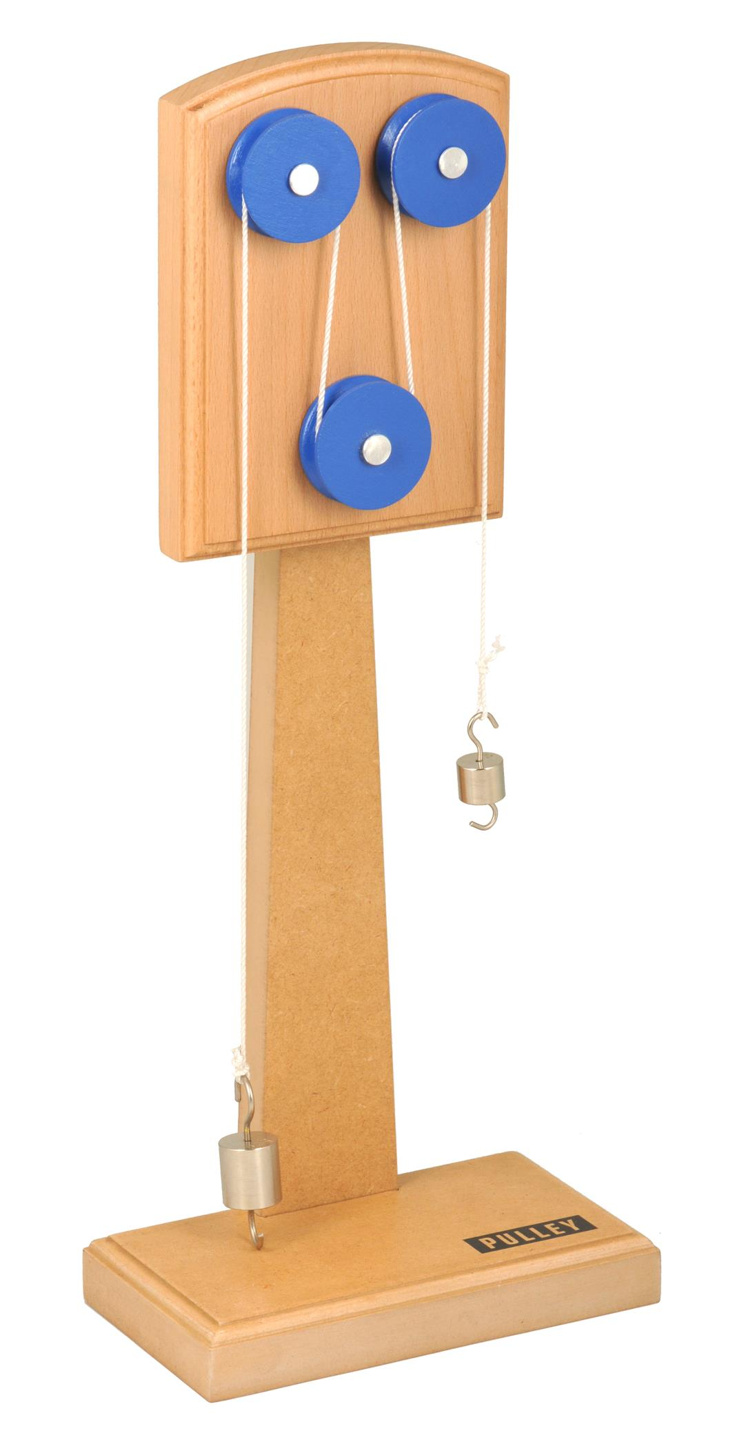 Simple Pulley Model
