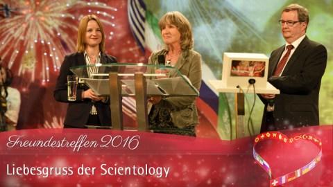 Die Scientology Kirche stellt sich vor