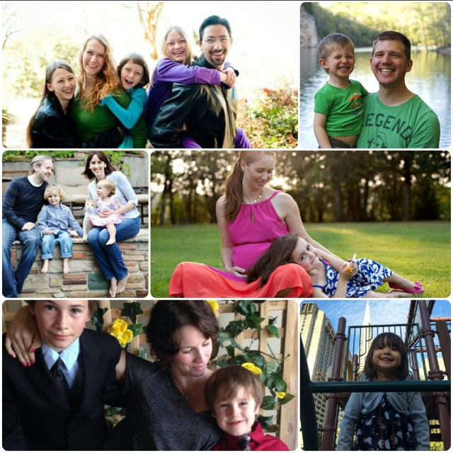 Interviews with Scientologist families from all around the world.