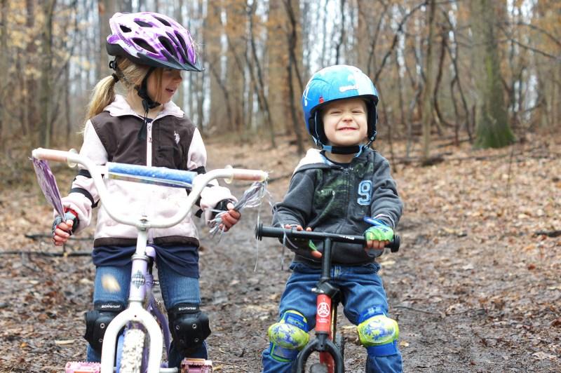 Mountain Biking Buddies