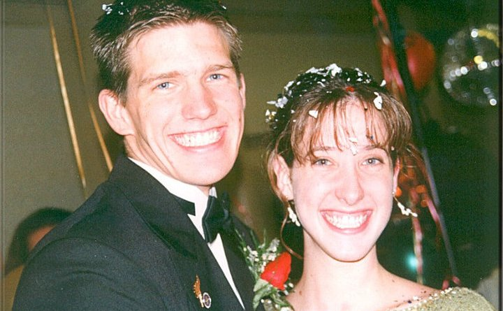 Tad & Kathryn dolled up for the DC Scientology Y2K New Year's celebration