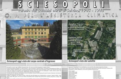 Mostra su Sciesopoli - la Casa dei Bambini di Selvino