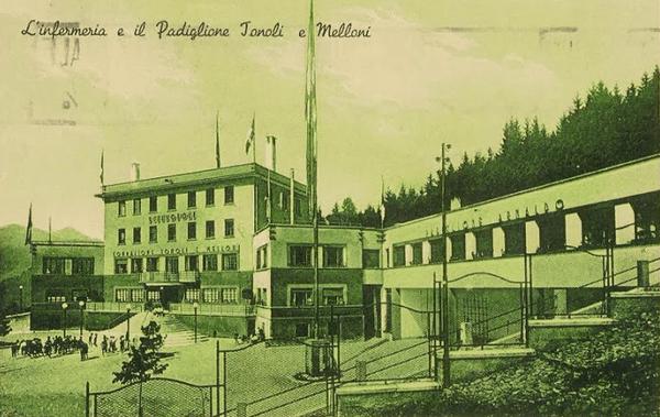 Inaugurazione di Sciesopoli 1933