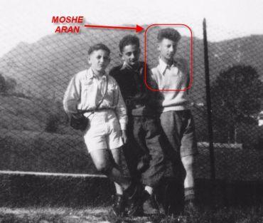 Moshe Aran