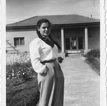 Bobbi Maxman in Palestina