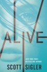 "Alive by Scott Sigler - Number 9 on Best ""Scifi and Scary"" novels of 2015"