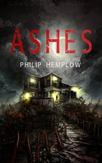 Book Cover for Ashes by Philip Hemplow