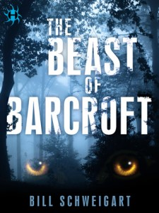 Book cover for Beast of Barcroft