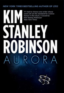 Book cover for Aurora