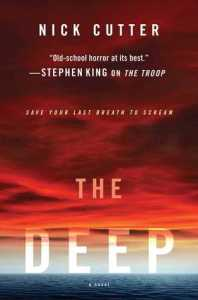 The Deep for Horror and Sci-Fi Books for the Beach