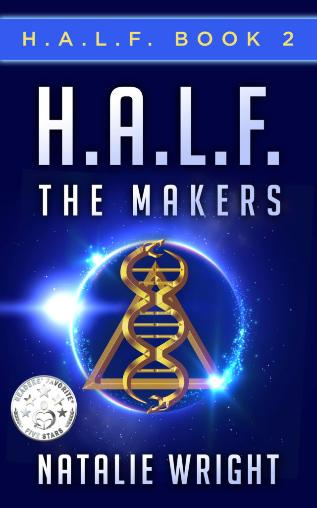 TheMakers_cover_5Star_Readers_Favorite (1) for Write Science Fiction Guest Post