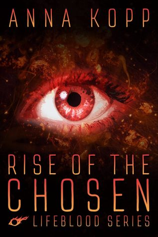 Book cover for Rise of the Chosen