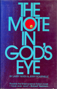 Book cover for The Mote in God's Eye by Larry Niven