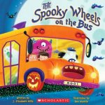 spooky-wheels-on-the-bus for October Kids Reads