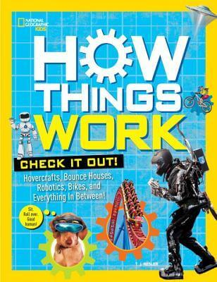 Book Cover for How Things Work by T.J. Resler