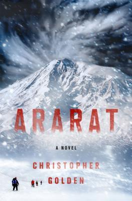 Book cover for Ararat by Christopher Golden