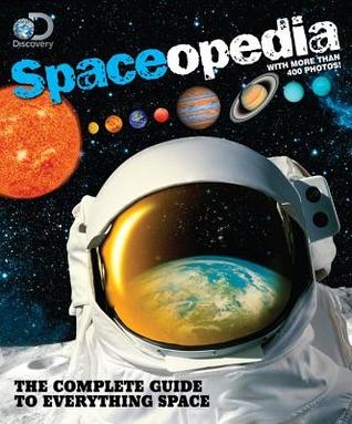 Spaceopedia - last minute gifts for kids