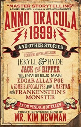 Book cover for Anno Dracula 1899