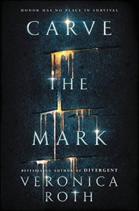 Book cover for Carve the Mark
