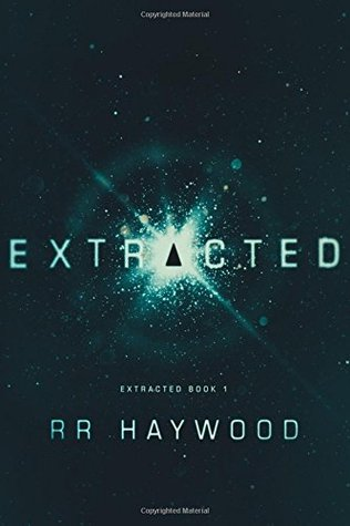 Book cover for Extracted by RR Haywood