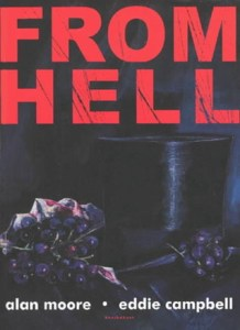 Book cover for From Hell