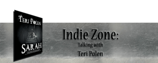 Banner for Teri Polen interview