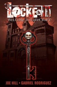 Book cover for Locke and Key Vol 1