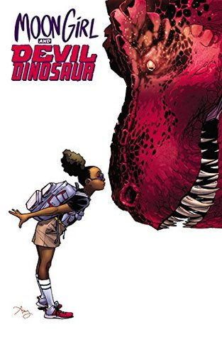 Book cover for Moon Girl and Devil Dinosaur